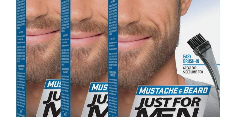 Just For Men Beard Review