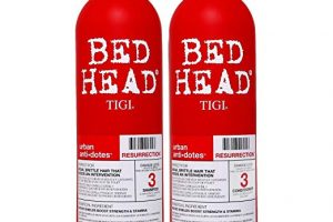Bed Head Review (TIGI Bed Head Resurrection Shampoo Review)