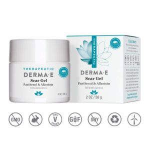 derma e scar gel review