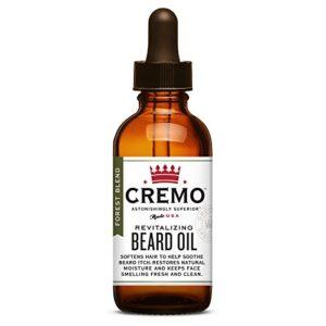 cremo beard oil review