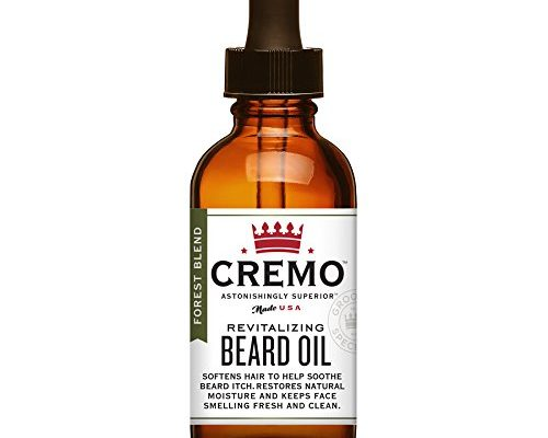 cremo beard oil review